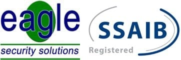 Eagle Security Solutions & SSAIB Logo