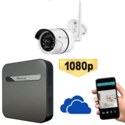Vimtag Smart Cloud Storage With WiFi HD 1080p Outdoor IP Camera