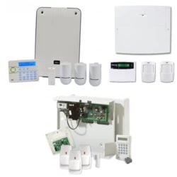 Honeywell G2, Texecom Premier & Scantronic I-ON Wireless Alarm Service