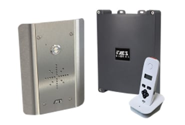 AES 603-AS Stainless Steeel Dect Wireless Intercom