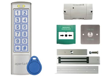 ESP EZTAG3 Pro Access Control with Maglock and Proximity Tags